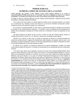 DOF 28-05-2008 - Cámara de Diputados