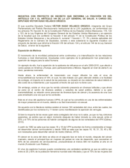 INICIATIVA  CON  PROYECTO  DE  DECRETO ... ARTÍCULO  134  Y  EL  ARTÍCULO ...