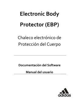 6. El combate - Electronic Body Protector