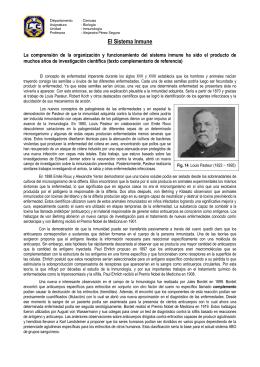 BIOTECNOLOGÍA Y LA LIMPIEZA DEL AMBIENTE EDICIÓN Nº 46