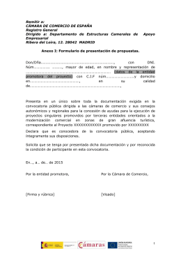 Version 20-09-07l - Cámara de Comercio de España