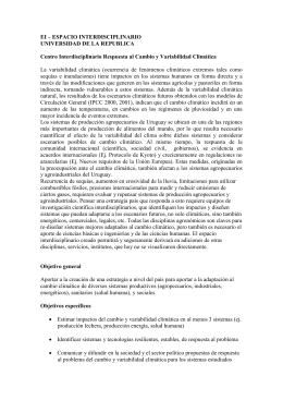 CIRCVC – Documento de Sintesis