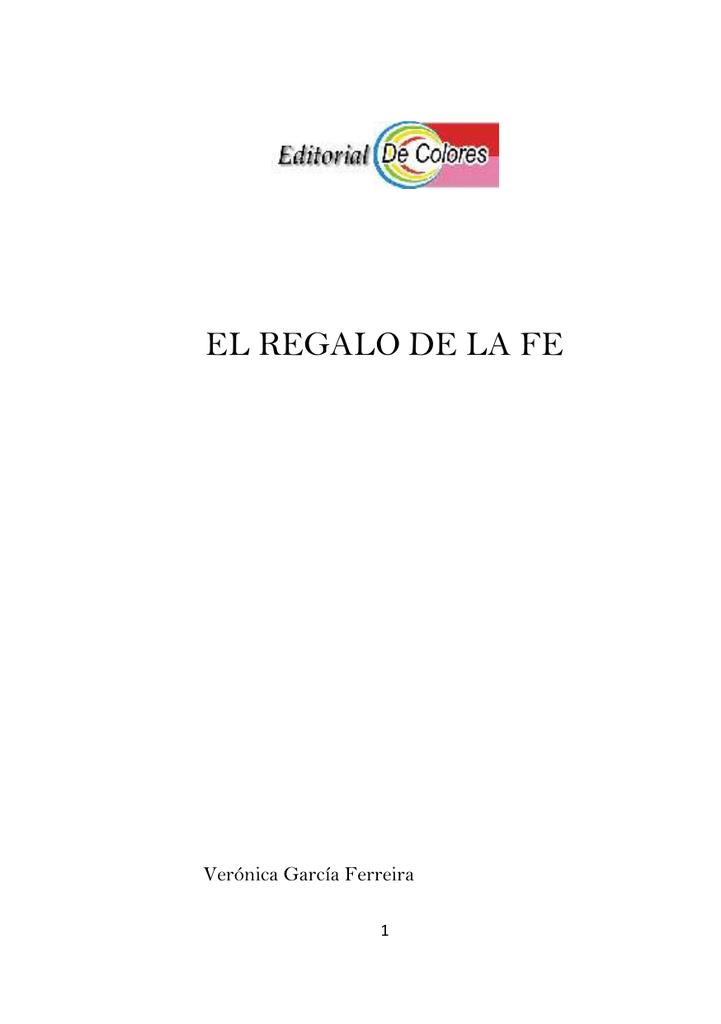 Editorial Colores La El Fe Regalo De T13KJclF