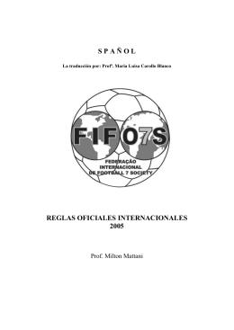 2005 - Confederação Brasileira de Soccer Society
