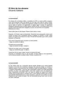 El Ojo Malvado Bord/ó El Hierro Cosi/ó En El Remiendo