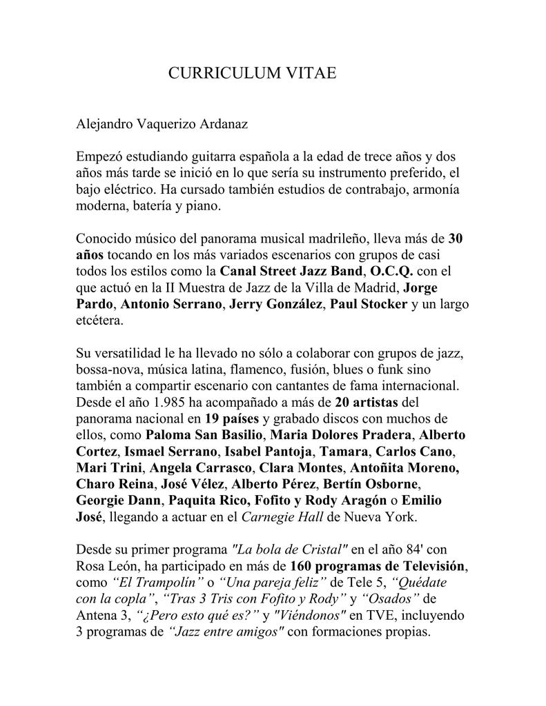 Contemporáneo Reanudar Cuentas Por Cobrar Colección - Ejemplo De ...