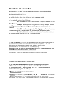 EXPLICACION DEL INSTRUCTIVO
