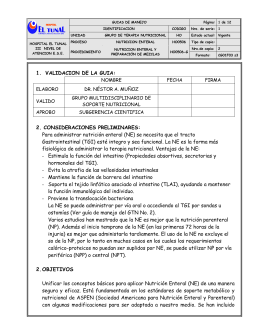 HO0506 - Hospital El Tunal ESE Nivel III