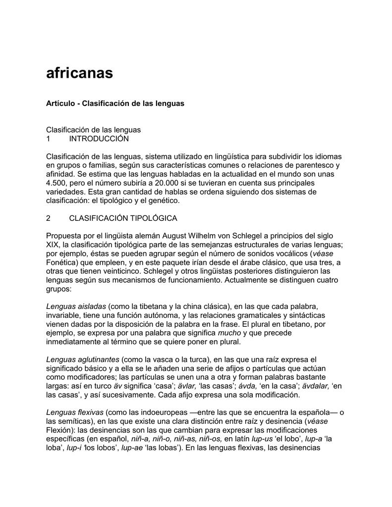 Africanas Giusseppenet