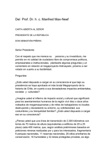 may. 12 chile - carta del prof. manfred max