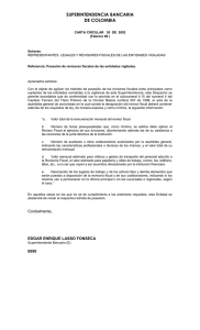 20 - Superintendencia Financiera de Colombia