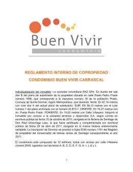 Proyecto Reglamento Copropiedad (Editado)