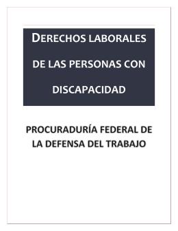Derechos laborales de las personas con discapacidad