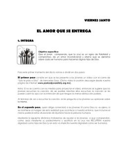 3.- b) Manual de Pascua Juvenil 2010