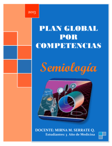 PLAN GLOBAL POR COMPETENCIAS
