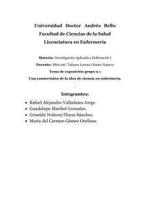 Universidad   Doctor   Andrés   Bello Integrantes: