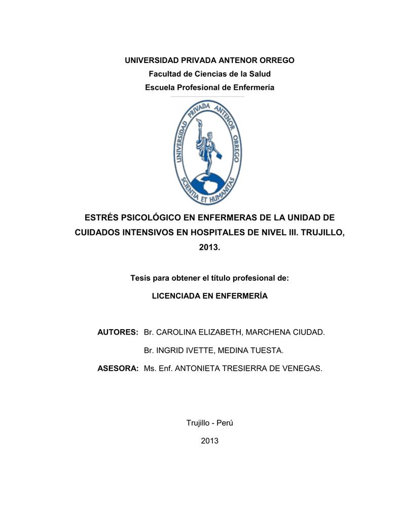 objetivos - UPAO - Universidad Privada Antenor Orrego