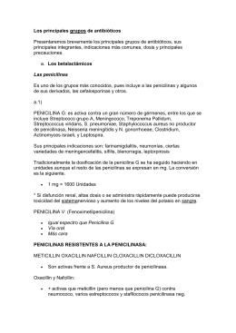 Infecciones odontogenicas pdf