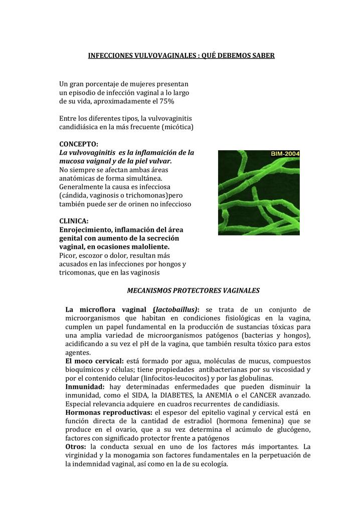 ¿Puede el estradiol causar infección por hongos?