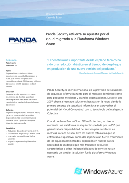 Panda Security refuerza su apuesta por el cloud