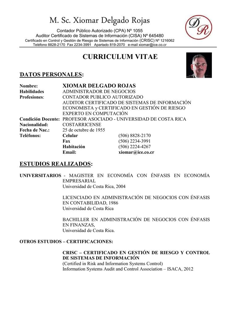Lujoso Currículum Del Auditor Ornamento - Colección De Plantillas De ...