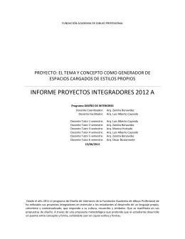 proyecto - Fundación Academia de Dibujo Profesional