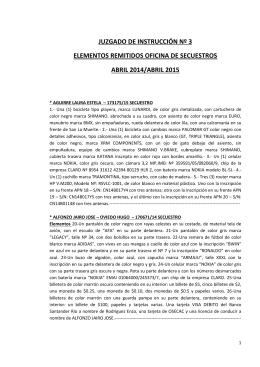 Juzgado Penal N° 3 - Poder Judicial de la Provincia de San Luis