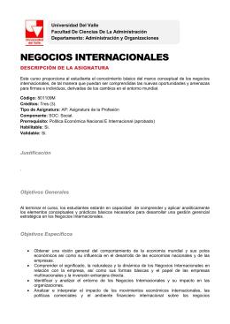 37. 801109M-NEGOCIOS-INTERNACIONALES