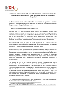 Questionnaire Social Protection in Spanish (Word)