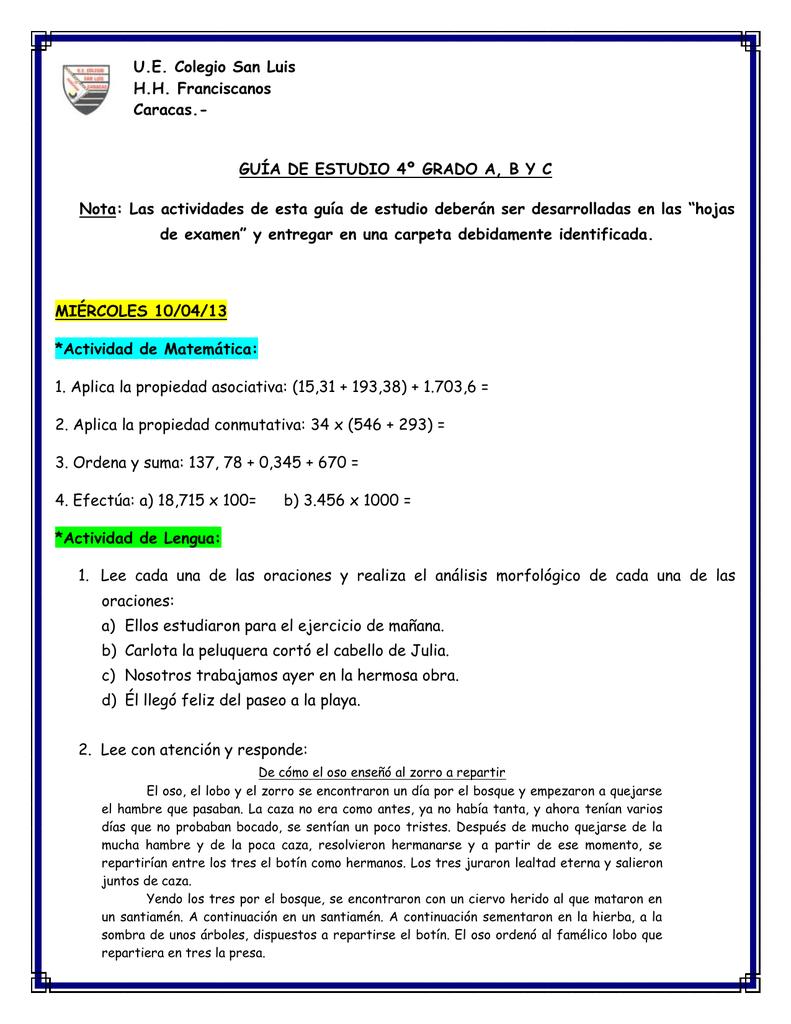 Contemporáneo Grado 3 Hojas De Trabajo EQAO Motivo - hojas de ...