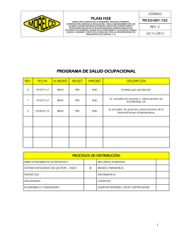 01. PR-SO-001-152 PLAN HS 8 ESTACIONES