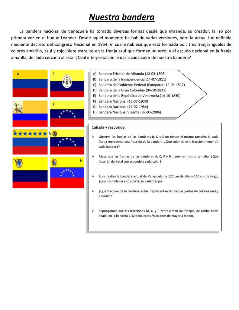 la bandera actual de colombia