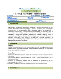 FUND MKT. (1) - Universidad Ecotec