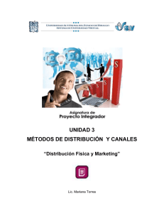 Distribución Física y Marketing