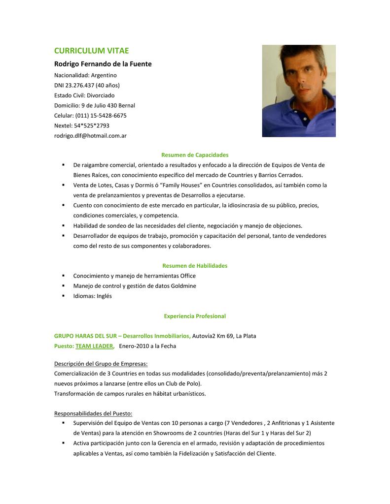 Perfecto Curriculum Vitae Para El Vendedor De Cuentas Por Pagar ...