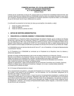 Normas de Información Financiera Gubernamental General para el