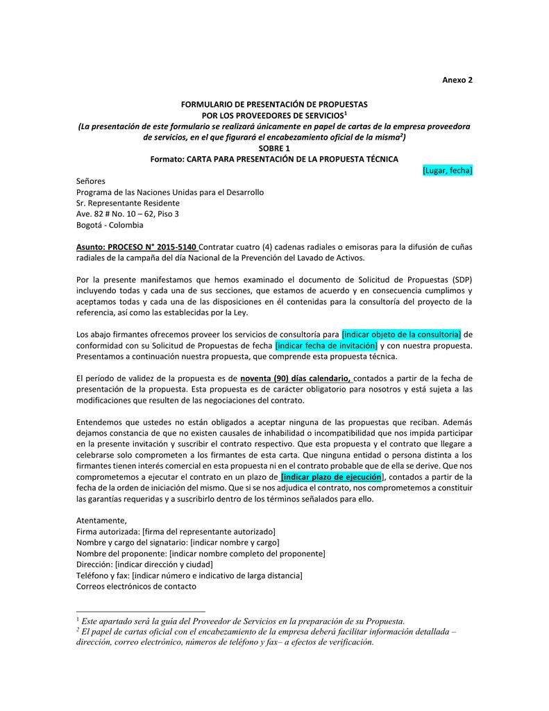Carta Responsiva Para Automovil Pdf
