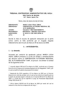 2002 00786 - Rama Judicial del Huila