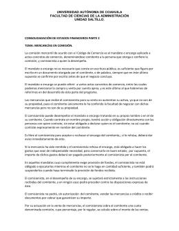 MERC. EN COMISION BICICLETAS