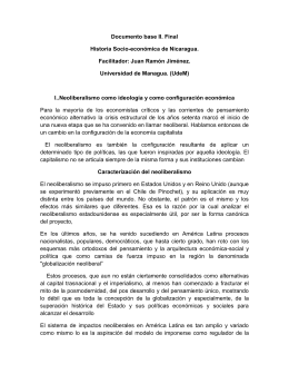 Documento base II. Final Historia Socio