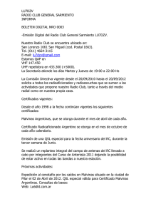 Boletín digital 0003