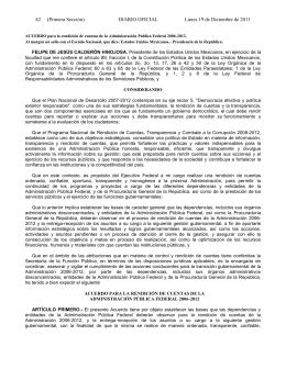 ACUERDO_rendición_c.. - Instituto Tecnológico de Pachuca