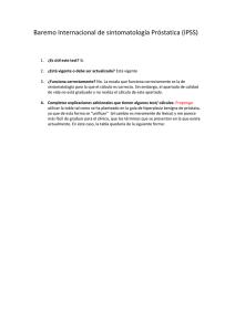 Színpadi remisszió a prosztatitisben)