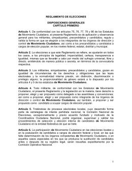 acta constitutiva del grupo parlamentario de convergencia de la lx