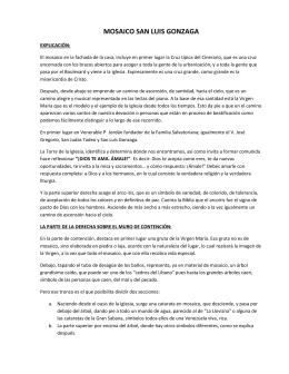 explicación de detalles - salvatorianos venezuela