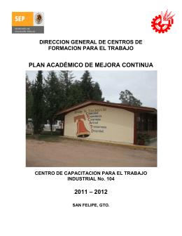 proyecto educativo institucional secundarias generales
