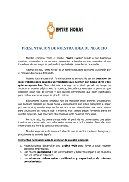 ver resumen idea - Crearempresas.com
