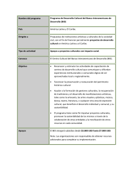 convocatoria2 - Universidad de Guadalajara
