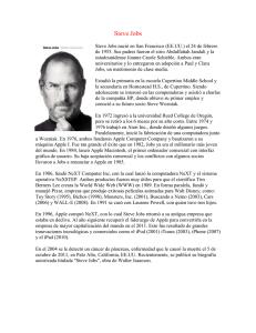 6b1fb59e014 Steve Jobs. La biografía