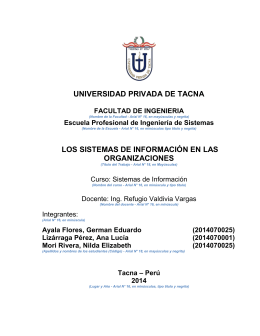 docx - Universidad Privada de Tacna